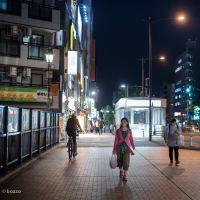 【May_11】東中野駅前