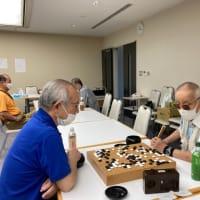 第一回囲碁シニア八傑戦