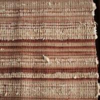 第4回染織実習ー織る