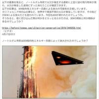 ノートルダム寺院の火災の原因が【放火である証拠】自作自演テロ、何らかの目的を達成するために誰かが!火災が発生する直前に上空に謎の飛行物体!DEW指向性エネルギー兵器による放火の可能性!