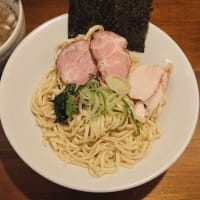 煮干そば平八#再訪69(横須賀中央駅)
