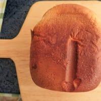 食パン焼いています