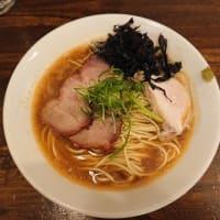 煮干そば平八#再訪41(横須賀中央駅)