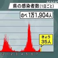 広島県もメディアも、よく分かるように報道してください
