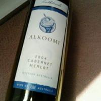 最近、お気に入りのワイン