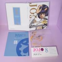ジョジョの奇妙な冒険 黄金の風 Vol.8 Blu-ray&DVD発売中ゥゥゥゥ!!
