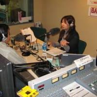 コミュニティFMに出演!