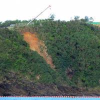 辺野古弾薬庫建て替え工事の赤土対策はどうなっているのか。