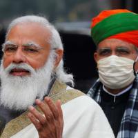 コロナ:インドは国産+スプートニクV