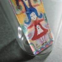 小瓶の中の絵