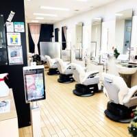 君津市南子安の人気の理美容院エンゼル❗️サーモカメラを設置❗️