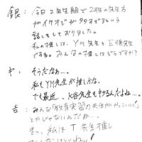 【美術部】休日だけど~201024