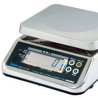 防水型デジタル上皿はかり 3kg UDS-5V-WP-3 大和製衡
