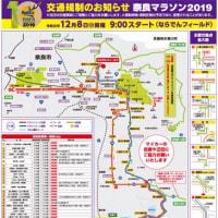 奈良マラソン開催に伴う交通規制に御注意ください! @nara_mise