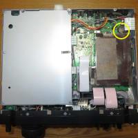 IC-756PROのボタン電池交換