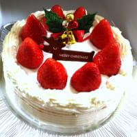 メリークリスマス♪ケーキ