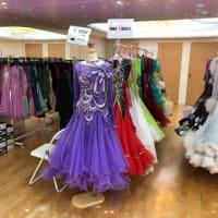 タカダンス販売会1日目「福岡市社交ダンス教室のダンススクールライジングスター」