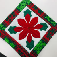 ハワイアンなクリスマスタペストリーにオリジナルも!素晴らしいです〜!