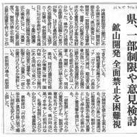 <緊急のお願い>明日、正午、県庁前広場へ!--- 沖縄県は魂魄の塔横の鉱山開発届に対して「中止命令は困難」との見解 /// 知事への最後の訴えを!