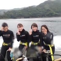 9月14日(火)参加者皆!初【愛南!】初!太平洋!OW取得後初めてのFUNダイビングの子も!思いっきり新しい世界楽しんでもらいました!!