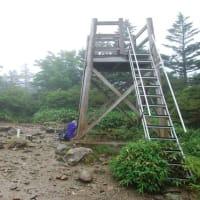 百名山 2015 空木岳 恵那山