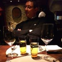 シャンソン歌手リリ・レイLILI LEY  ナタリー先生との お別れ会 フランスレストラン ル・プティ・ブドン
