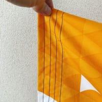 【鬼滅の刃】炭治郎と善逸の羽織を作ってみた