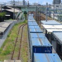 トヨタロングパスエクスプレス 天竜川駅下1入線 その1 (2021年7月)