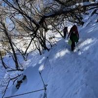 WOC登山部2021.01.20 塔ノ丸