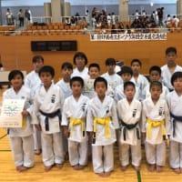 第20回 印西市スポーツ少年団空手道交流大会