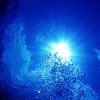 ナイスタイミングで青の洞窟!