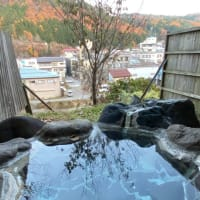 小野川温泉 宝寿の湯(宿泊・露天風呂・家族風呂編)