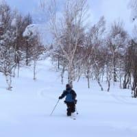 スキーの旅3days その3