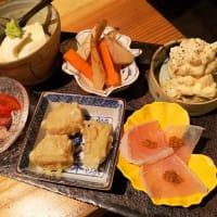 酒場たかや(神田三崎町)の「飲み放題付料理長おまかせコース」
