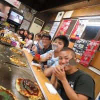 9月14日(土)大田で、体験ダイビング&海水浴!!若い子は、元気だわ!これが一番のトレーニング!!
