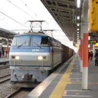 EF66-117 【西国分寺駅:武蔵野線】 2020NOV