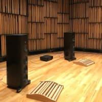 日本音響エンジニアリングのサウンドラボに行って来ました♪