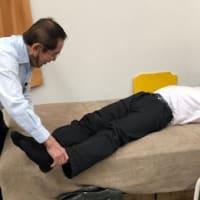 家庭でできる動診法「腰椎の左右屈」