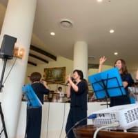 福岡Jゴスペルクラブが大宰府市の介護施設でコンサート ♫