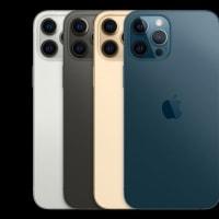Apple iPhone12シリーズ