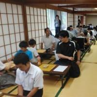 第73回全日本アマチュア将棋名人戦長崎県大会の結果
