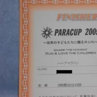 PARACUP タイム