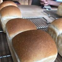 湯種食パンと野菜ベーグル