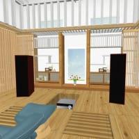 アンプ収納に床下空間を利用する案