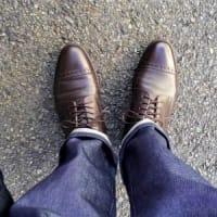 【靴】RAYMER履きおろし