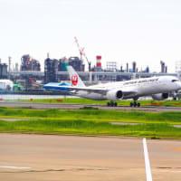 羽田空港 第一ターミナル展望デッキより 2020/6/23