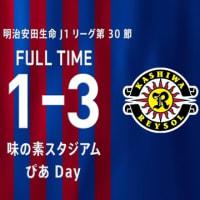 FC東京 vs 柏 @味スタ【J1リーグ】