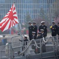 「旭日旗反日」という武器を失った文在寅韓国