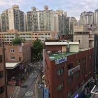 韓国、漢江ウォーキング(再掲)