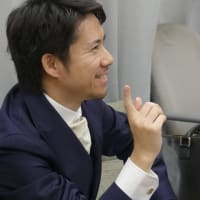 速報!「河合ゆうすけ」さんの政見放送がスタートです!